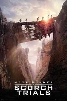 plakat WIĘZIEŃ LABIRYNTU 2 - BRIDGE