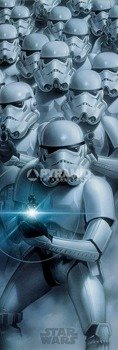 plakat na drzwi STAR WARS - STORMTROOPERS