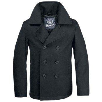 płaszcz marynarski PEA-COAT schwarz