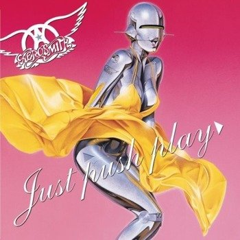 płyta CD: AEROSMITH - JUST PUSH PLAY