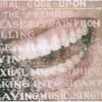 płyta CD: ALANIS MORISSETTE - SUPPOSED FORMER INFATUATION JUNKIE