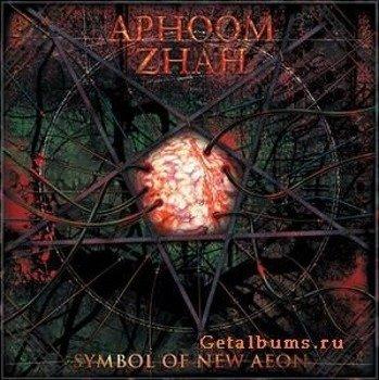 płyta CD: APHOOM ZHAH - SYMBOL OF NEW AEON
