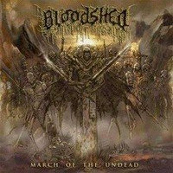 płyta CD: BLOODSHED (FRA) - MARCH OF THE UNDEAD