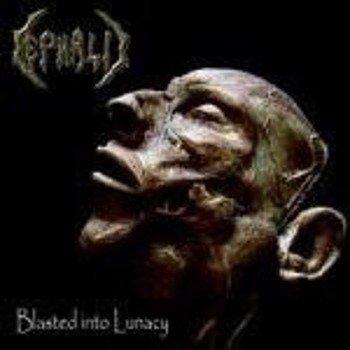 płyta CD: CEPHALIC (AUT) - BLASTED INTO LUNACY