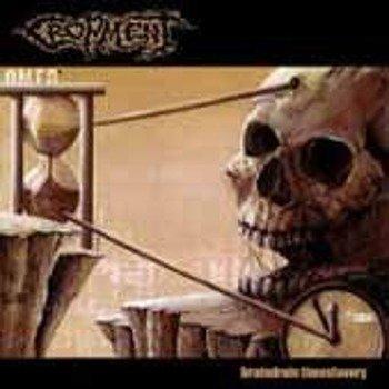 płyta CD: CROPMENT - BRAINDRAIN TIMESLAVERY