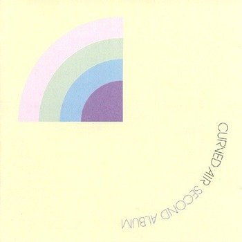 płyta CD: CURVED AIR - SECOND ALBUM