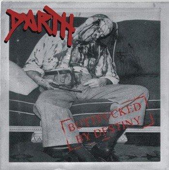 płyta CD: DARTH - BUTTFUCKED BY DESTINY