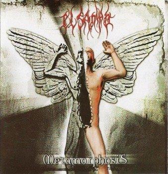 płyta CD: EL SANTO - METAMORPHOSIS