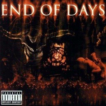 płyta CD: END OF DAYS - VARIOUS ARTISTS / SOUNDTRACKS / OST 1999