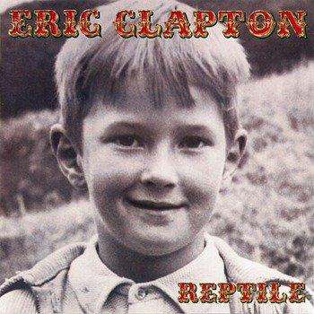 płyta CD: ERIC CLAPTON - REPTILE