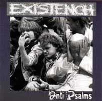 płyta CD: EXISTENCH (CAN) / BRUTAL INSANITY (UK) - ANTI PSALMS/SOCIETY KILL CATALYST (split CD)