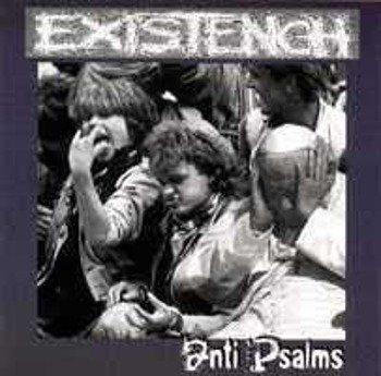 płyta CD: EXISTENCH (CAN) / BRUTAL INSANITY (UK) - ANTI PSALMS/SOCIETY KILL CATALYST (split CD)