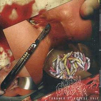 płyta CD: FLESH GRINDER - CORONER'S INQUEST SUIT