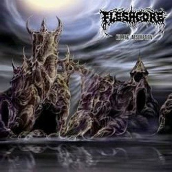 płyta CD: FLESHGORE - KILLING ABSORPTION