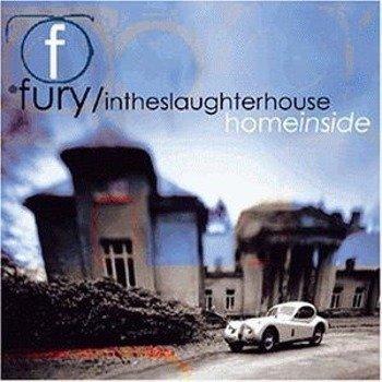 płyta CD: FURY IN THE SLAUGHTERHOUSE - HOME INSIDE