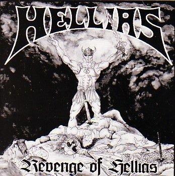 płyta CD: HELLIAS - REVENGE OF HELLIAS