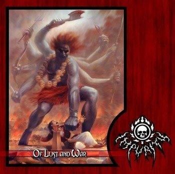 płyta CD: IMPURITY (US) - OF LUST AND WAR