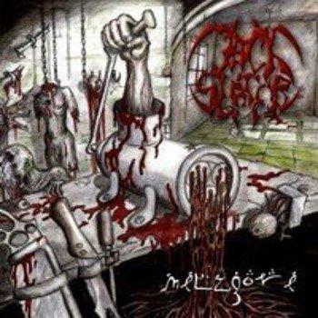 płyta CD: JACK SLATER - METZGORE