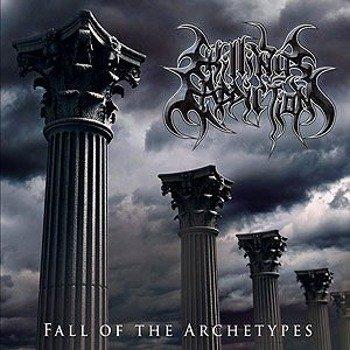 płyta CD: KILLING ADDICTION - FALL OF THE ARCHETYPES