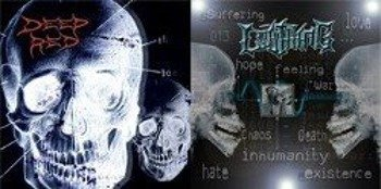 płyta CD: LOATHING / DEEP RED (FIN) - THIS IS A FACE OF HUMANITY...