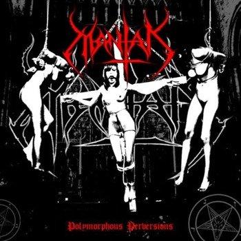 płyta CD: MANTAK - POLYMORPHOUS PERVERSION