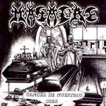 płyta CD: MASACRE (COL) - CANCER DE NUESTROS DIAS