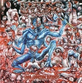 płyta CD: MELTING FLESH - GOOD ADDICTION BUTCHERY