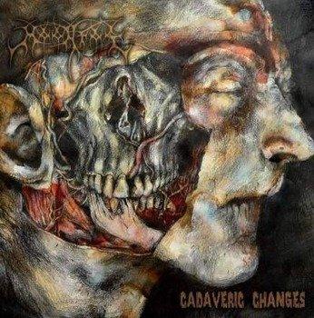 płyta CD: MOONFOG (SVK) - CADAVERIC CHANGES