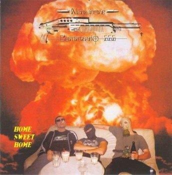 płyta CD: NUNWHORE COMMANDO 666 - HOME SWEET HOME