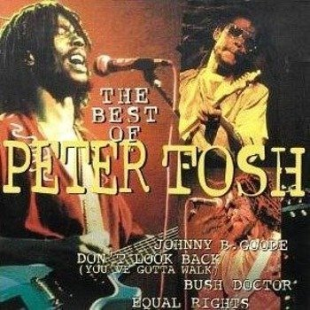 płyta CD: PETER TOSH - THE BEST OF PETER TOSH