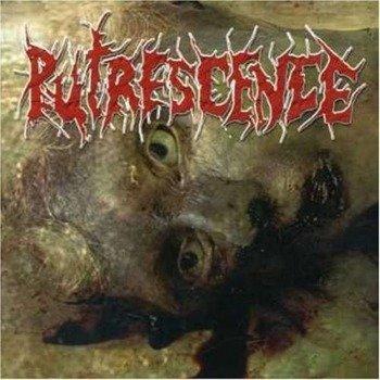 płyta CD: PUTRESCENCE - MANGLED, HOLLOWED OUT AND VOMIT FILLED