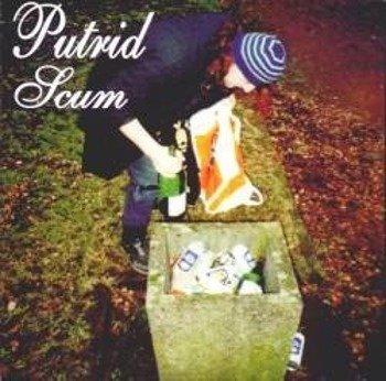płyta CD: PUTRID SCUM - PUTRID SCUM