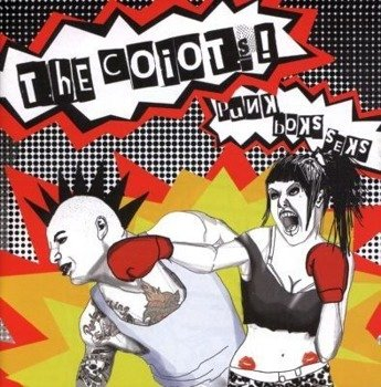 płyta CD: THE COiOTS - PUNK BOKS SEKS