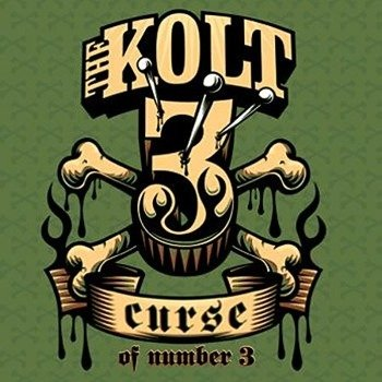 płyta CD: THE KOLT - CURSE OF NUMBER 3