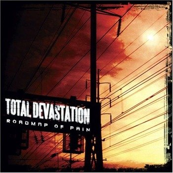 płyta CD: TOTAL DEVASTATION - ROADMAP OF PAIN