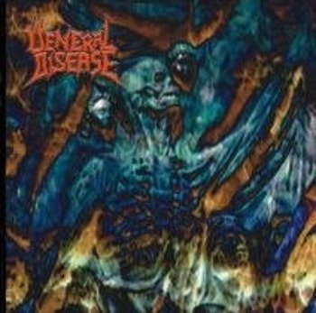 płyta CD: VENERAL DISEASE - PERPETUAL PAIN PROCEDURE