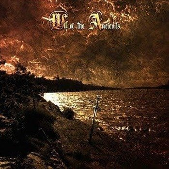 płyta CD: WILL OF THE ANCIENTS - WILL OF THE ANCIENTS