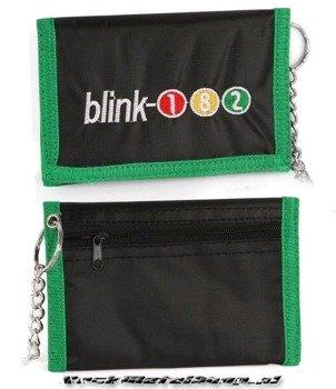 portfel BLINK 182 - LOGO