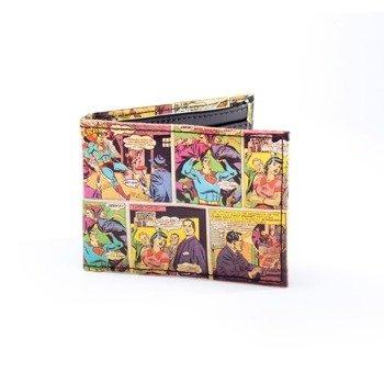 portfel SUPERMAN-CLASSIC COMIC STORY
