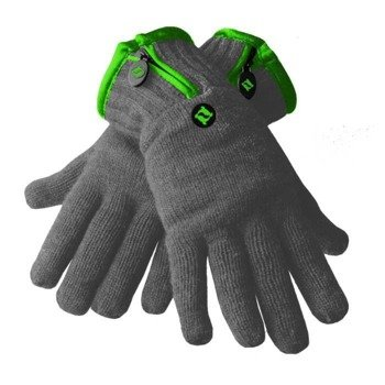 rękawiczki zimowe THINSULATE - CHARCOAL GREEN