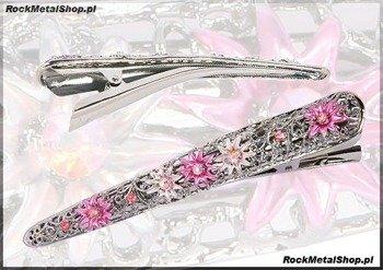 spinka do włosów FLOWERS & DIAMONDS