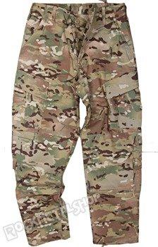 spodnie bojówki ACU TROUSERS NYCO RIPSTOP CAMOGROM