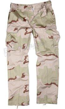 spodnie bojówki US RANGER HOSE TYP BDU 3-COL.DESERT