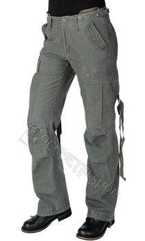 spodnie bojówki damskie M65 OLIV