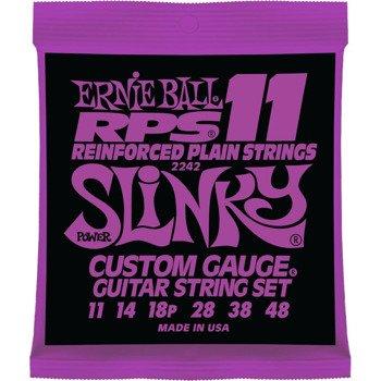 struny do gitary elektrycznej ERNIE BALL EB2242 SLINKY RPS /011-048/