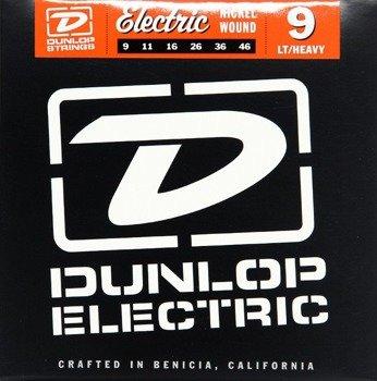 struny do gitary elektrycznej JIM DUNLOP - NICKEL WOUND /009-046/ Lt.Heavy (DEN0946)