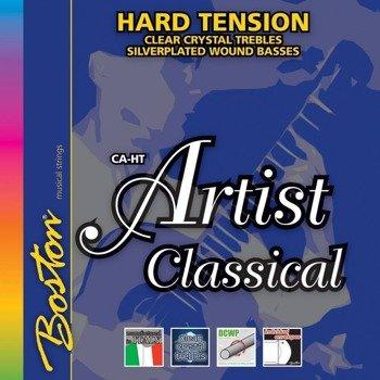 """struny do gitary klasycznej BOSTON """"ARTIST"""" naciąg twardy (CA-HT)"""