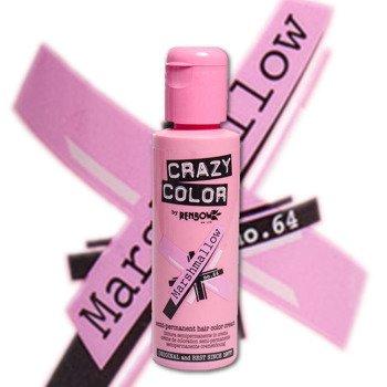 toner do włosów CRAZY COLOR - MARSHMALLOW [64]