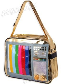 torba TV BAG GOLD