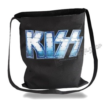 torba bawełniana KISS - METALLIC LOGO